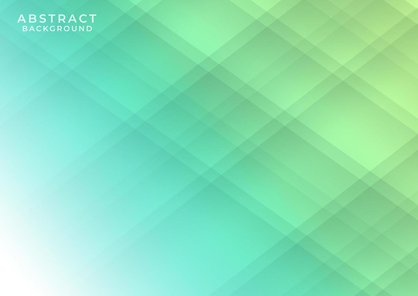 fundo gradiente verde diagonal vetor