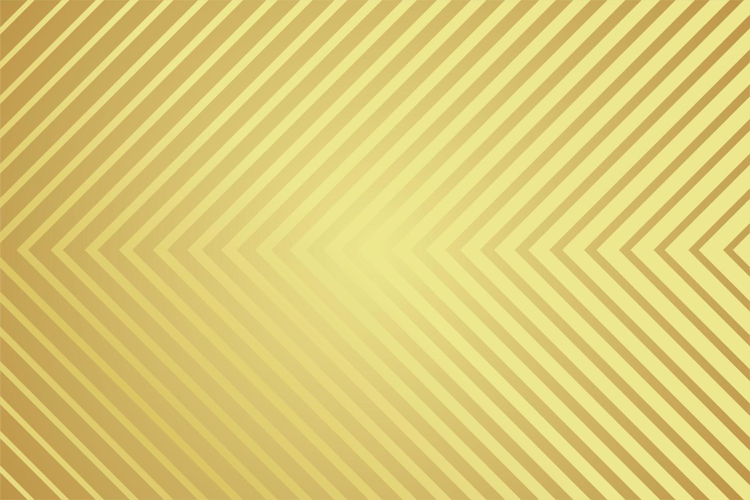 conception de ligne dorée légère inclinée vecteur