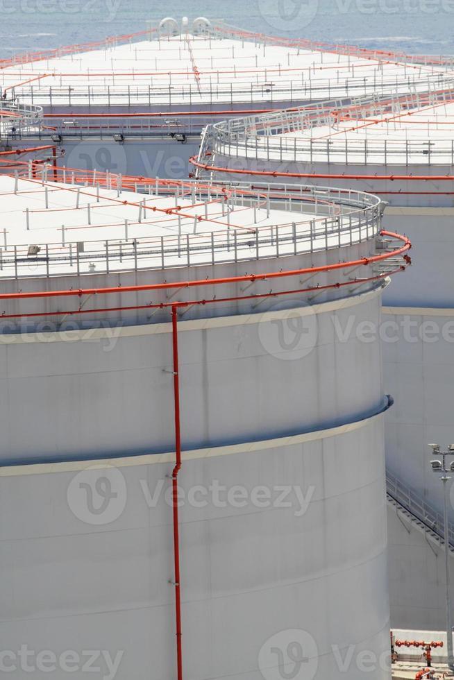 tanque de gas foto