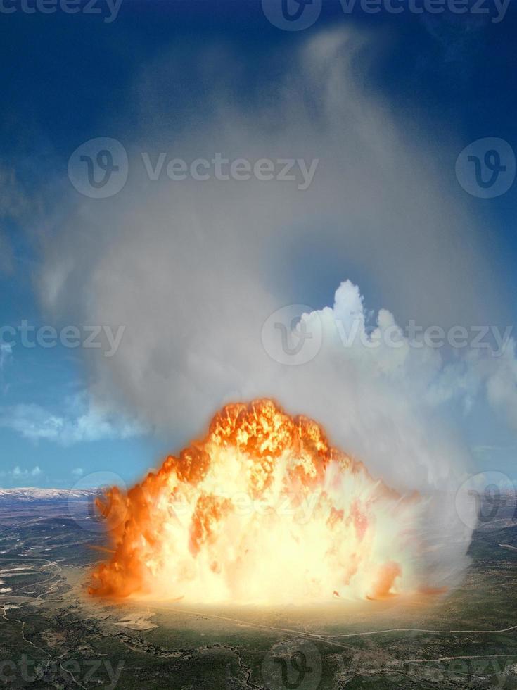 Yellowstone supervolcano photo