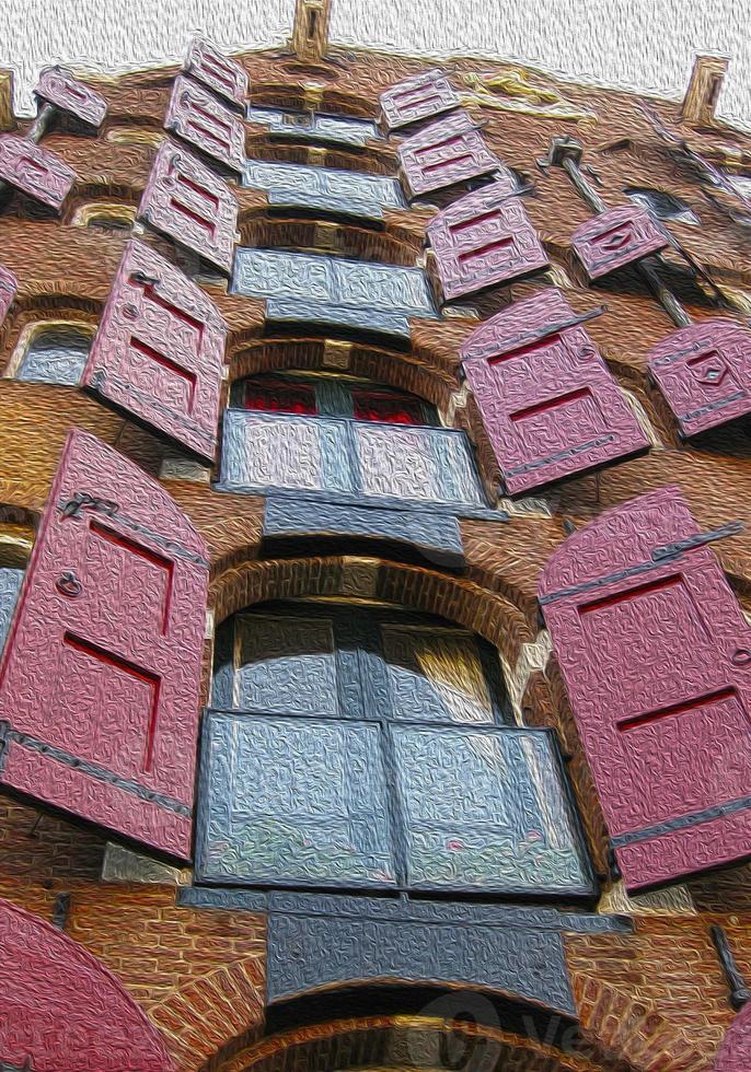 dutch warehouse photo