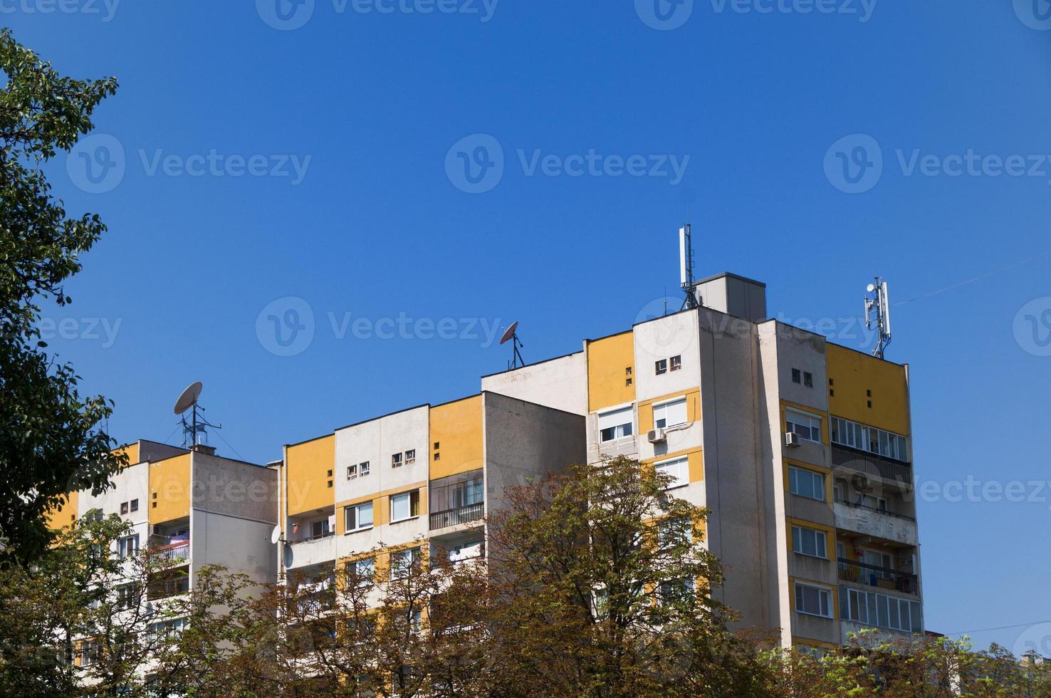 Apartament blocks photo