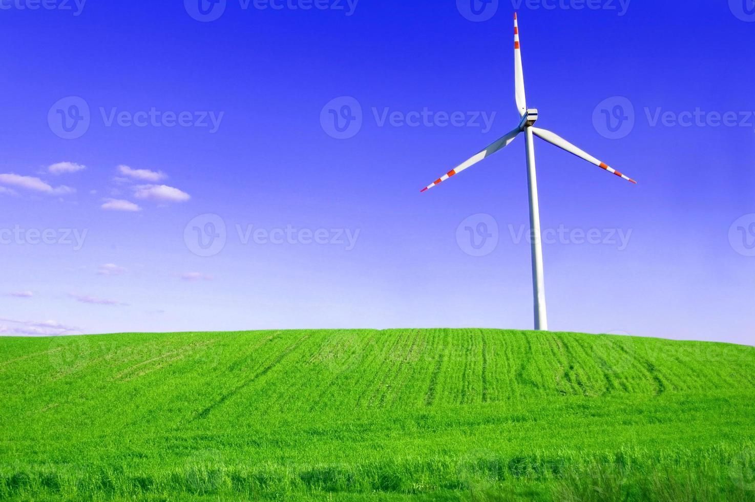 Clean energy. photo