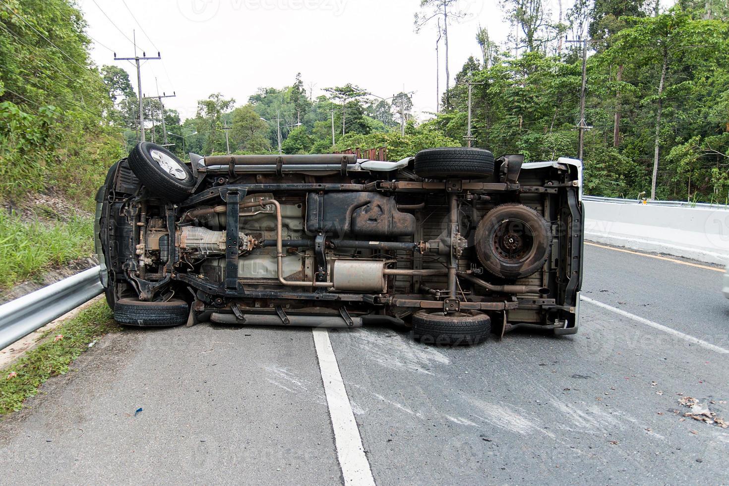 accidente automovilistico foto