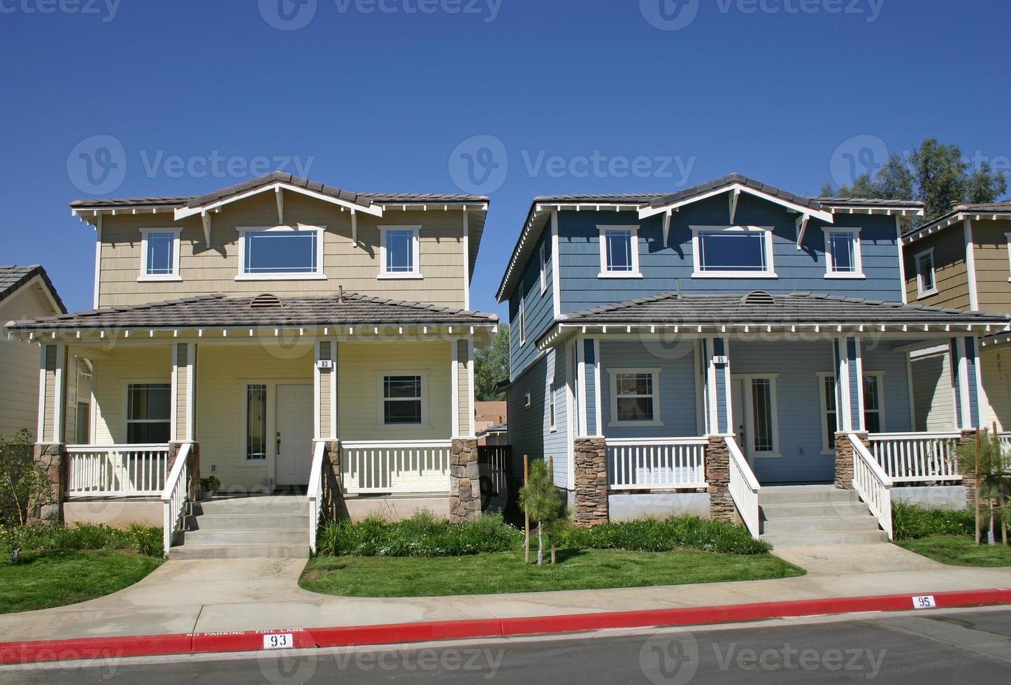 Houses 3 photo