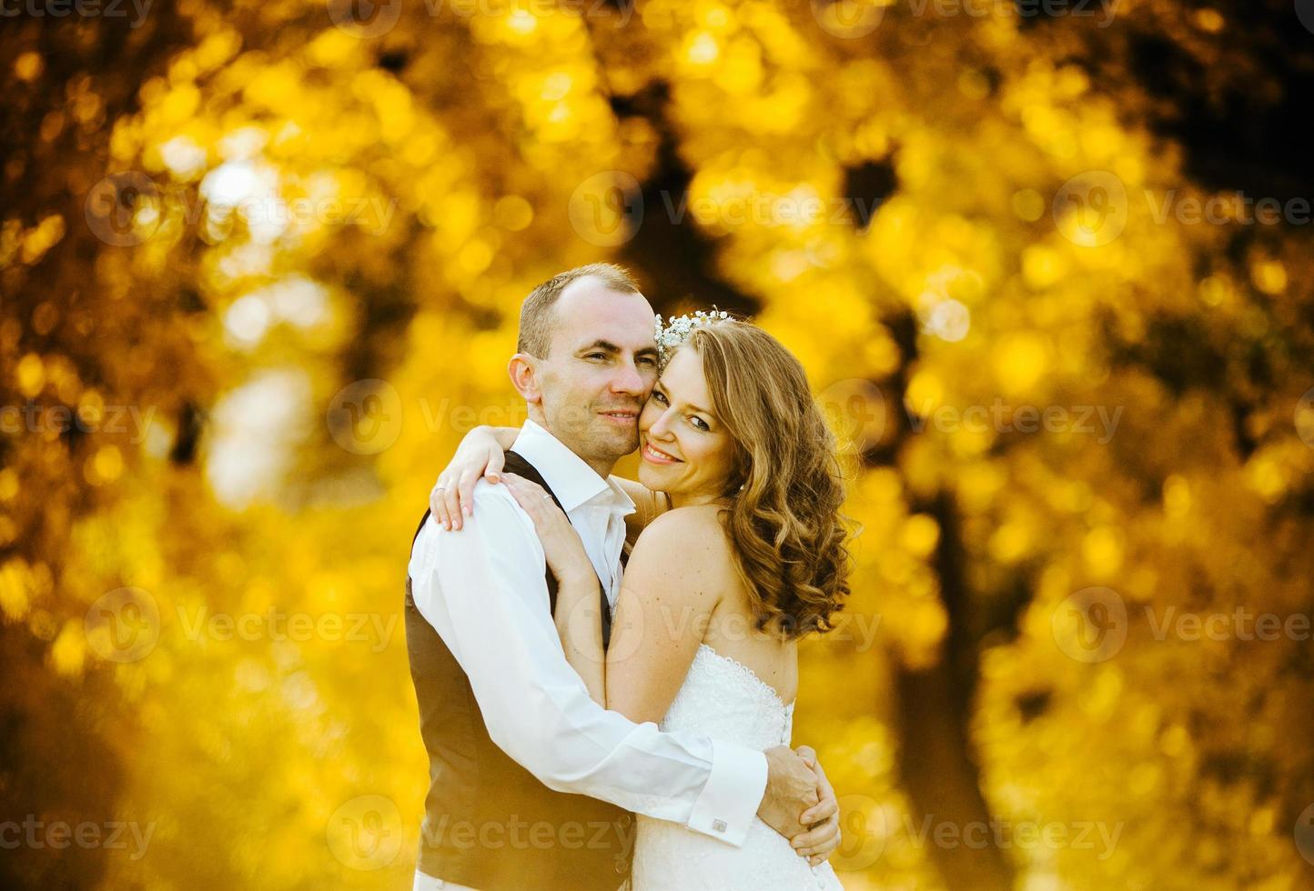 hermosa pareja foto