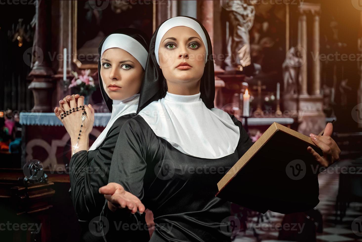 Nuns photo
