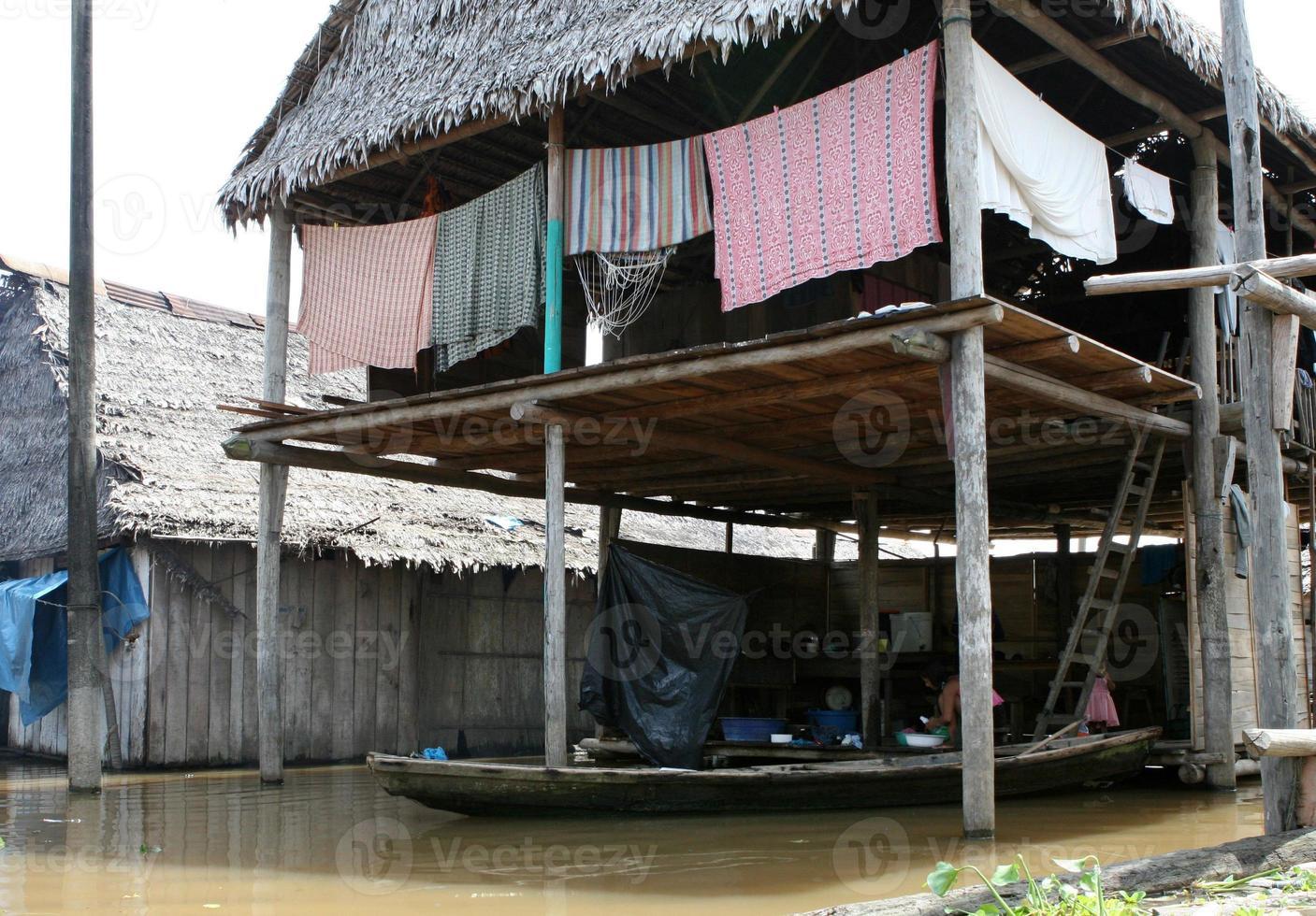 Homes in Belen - Peru photo