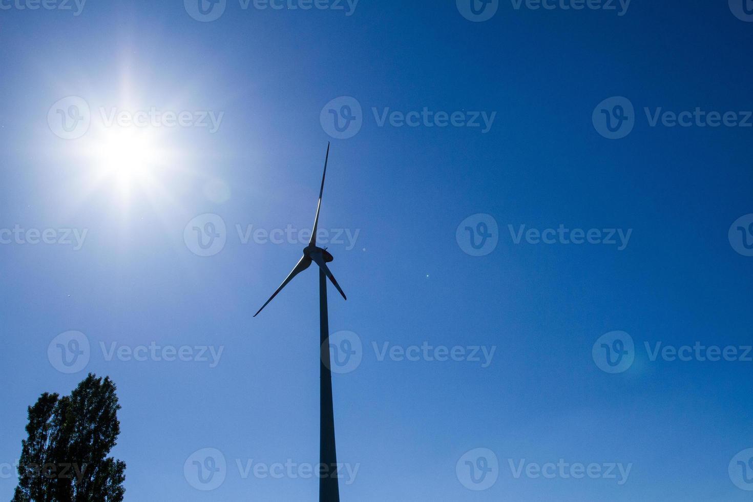 Wind Turbine photo