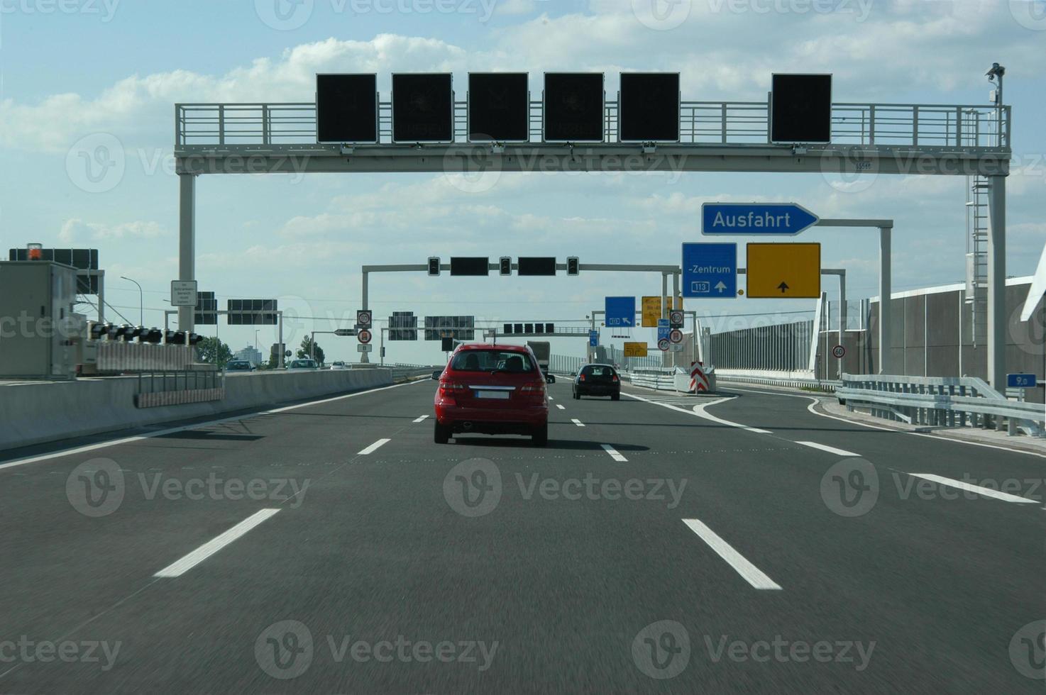 motorway photo