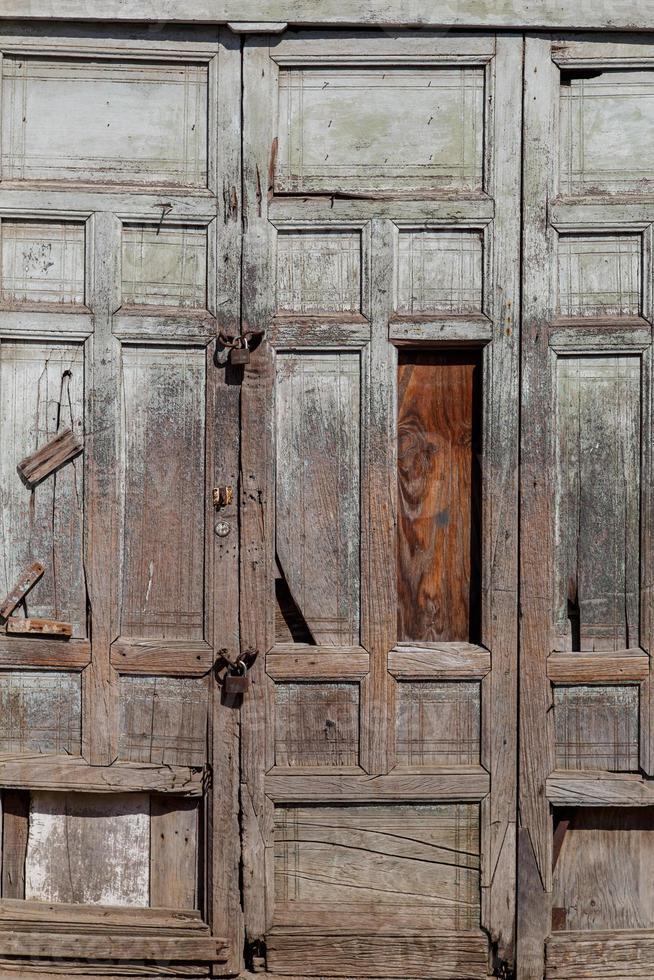 antique wood door detail closeup photography photo