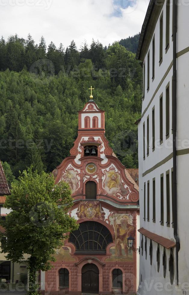iglesia barroca foto