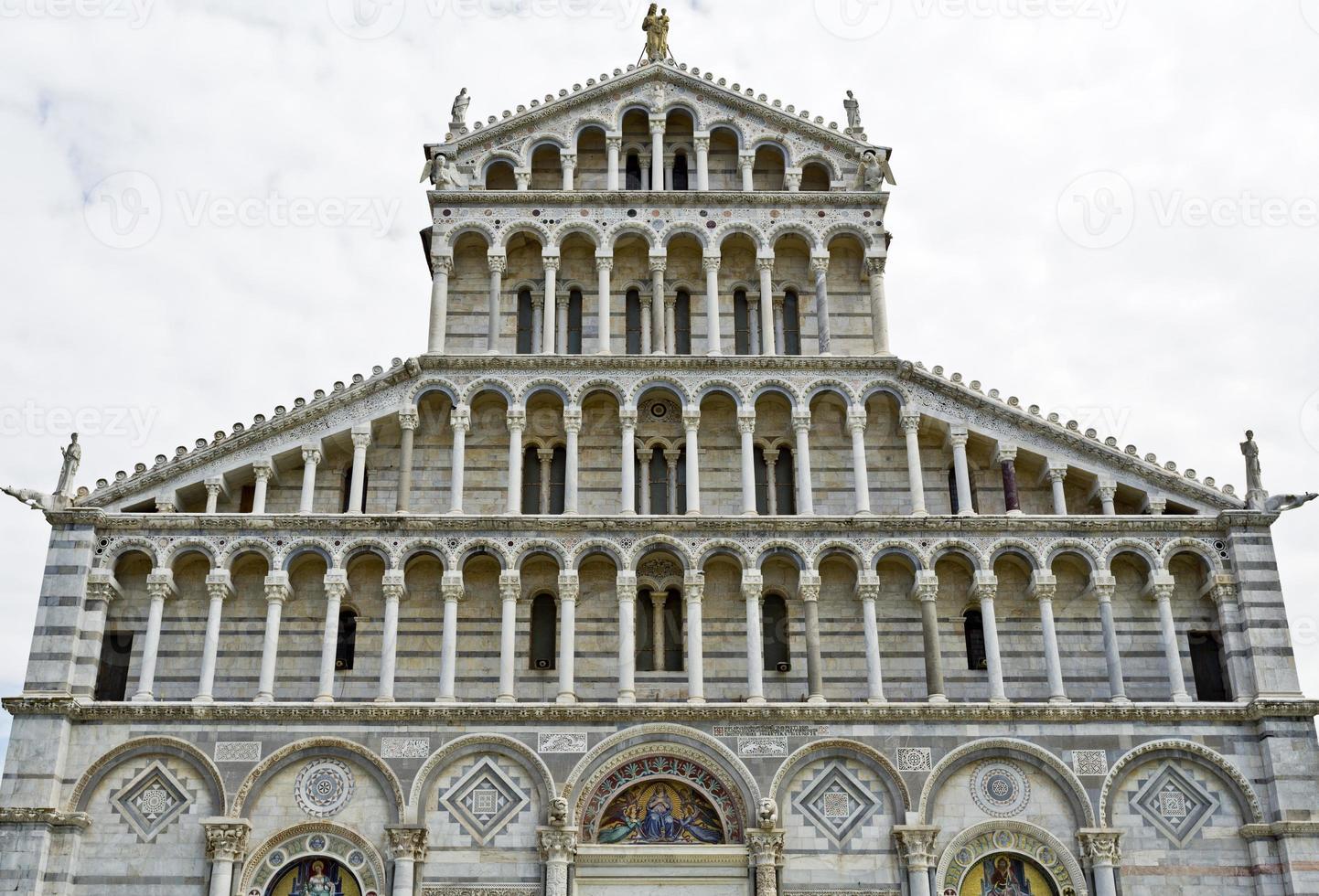 Pisa Cathedral facade photo
