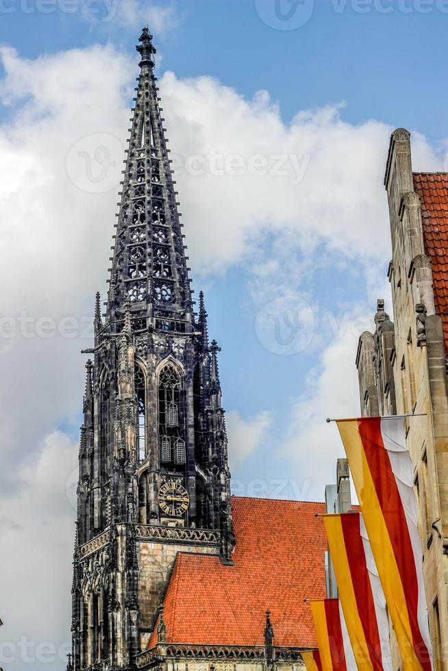 old monumental facades photo