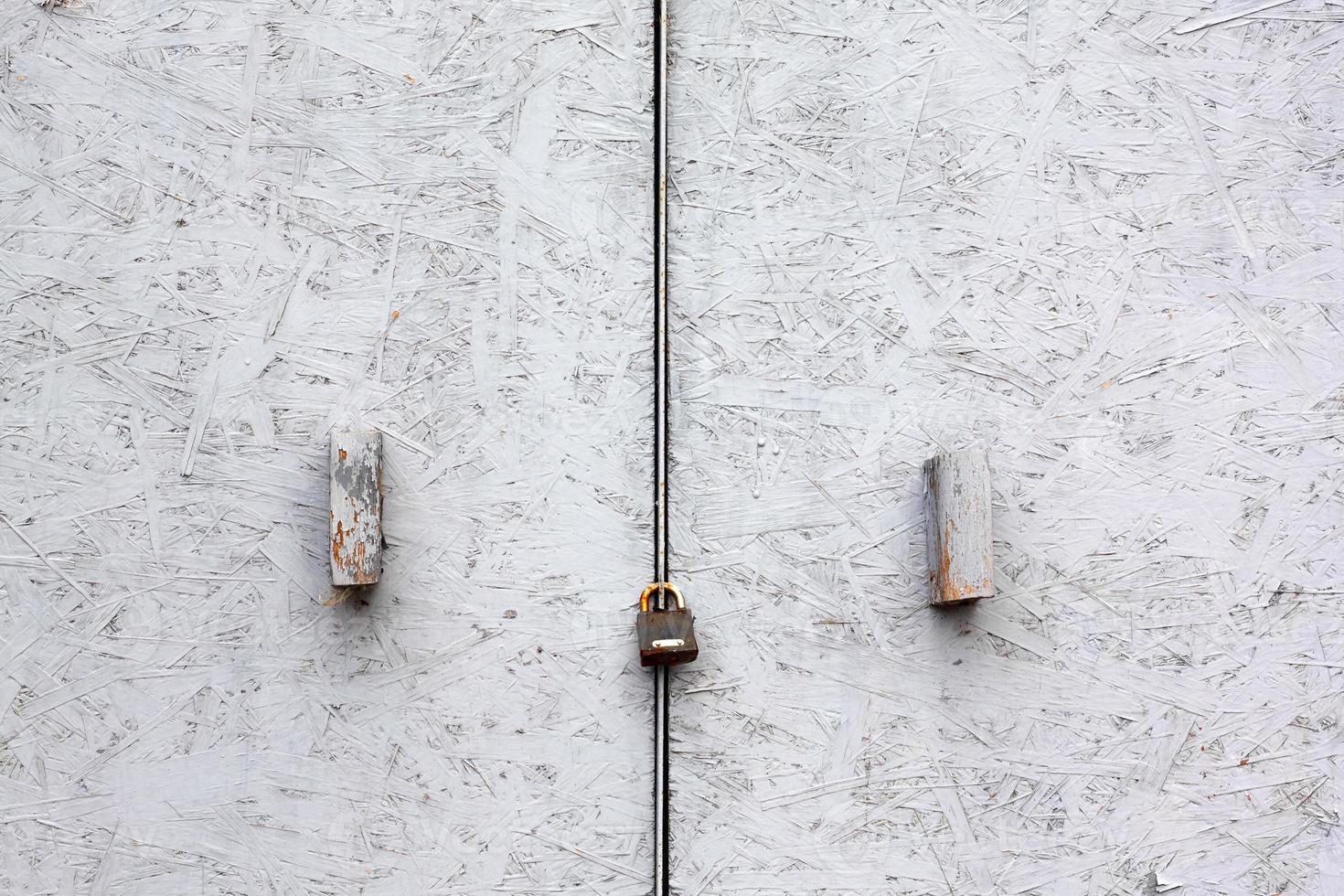 wooden shutters photo