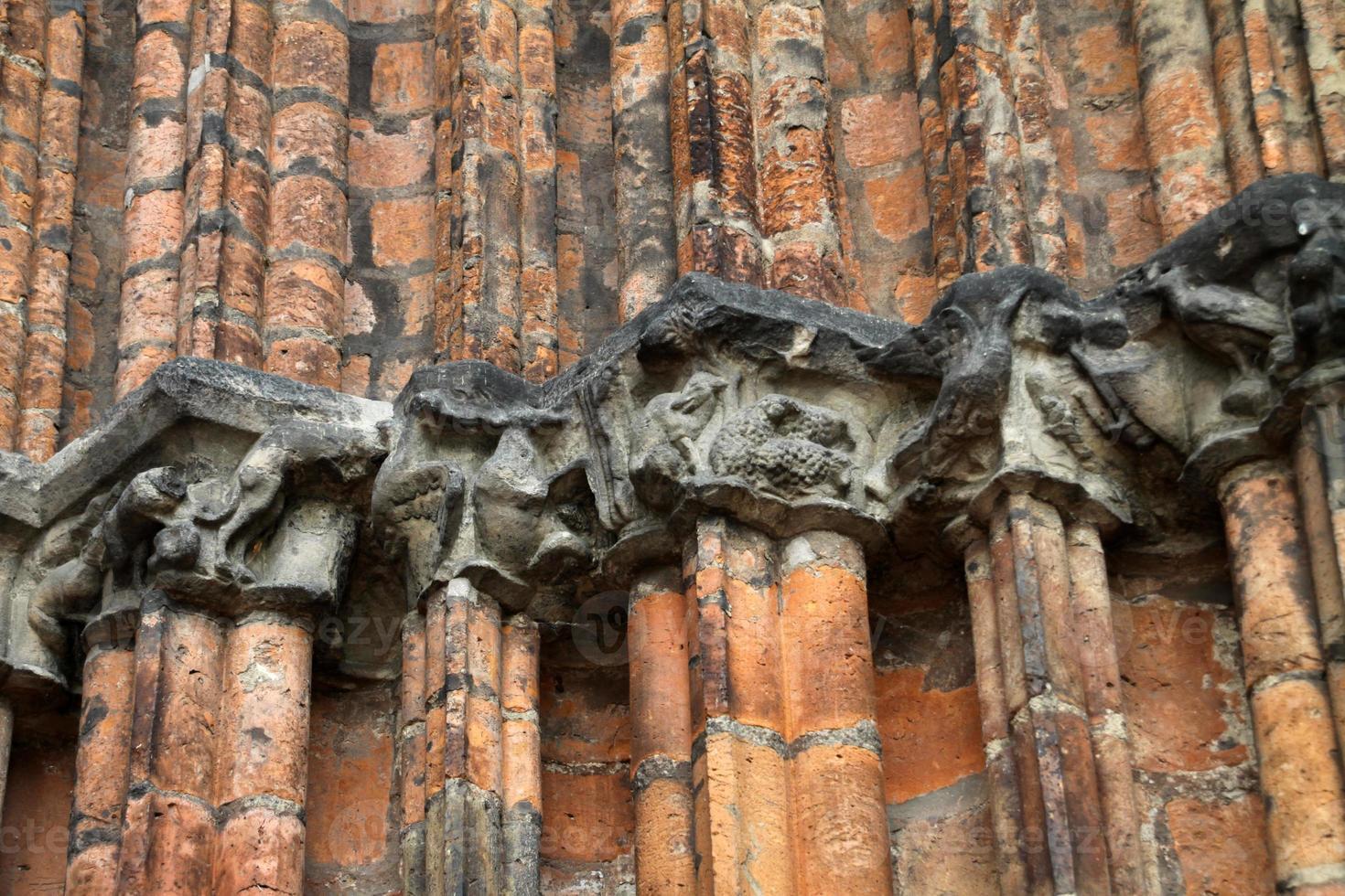 catedral de st. pedro y pablo en brandeburgo (havel) foto