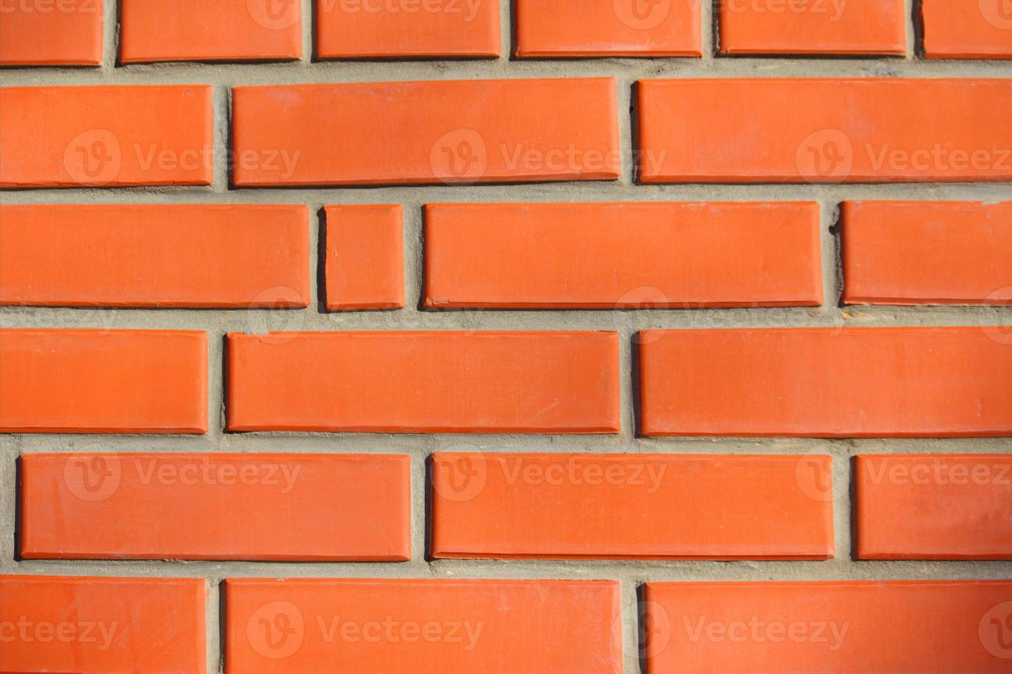 Brick wall architectural background texture photo