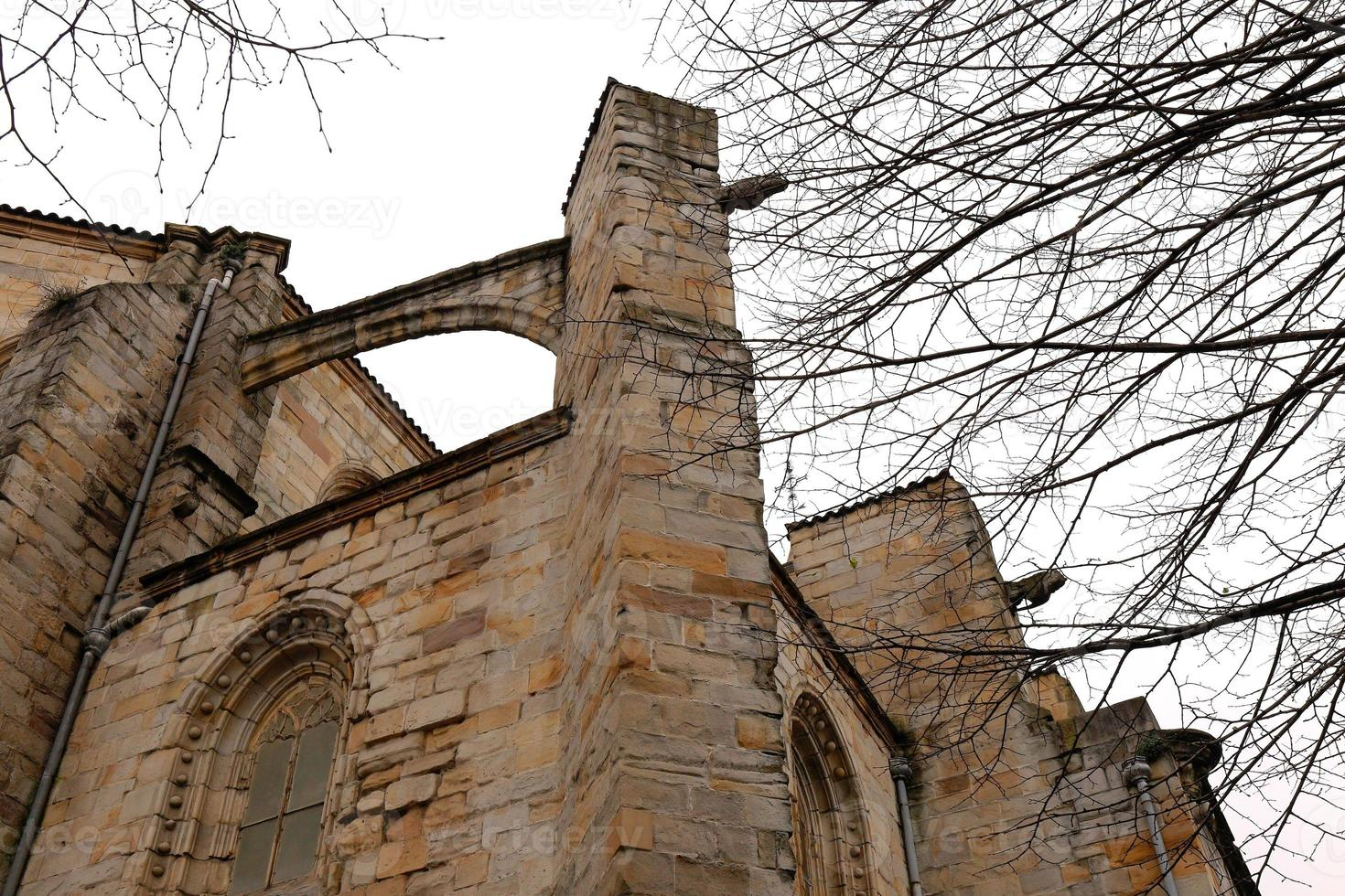 Santa Maria church-Portugalete photo