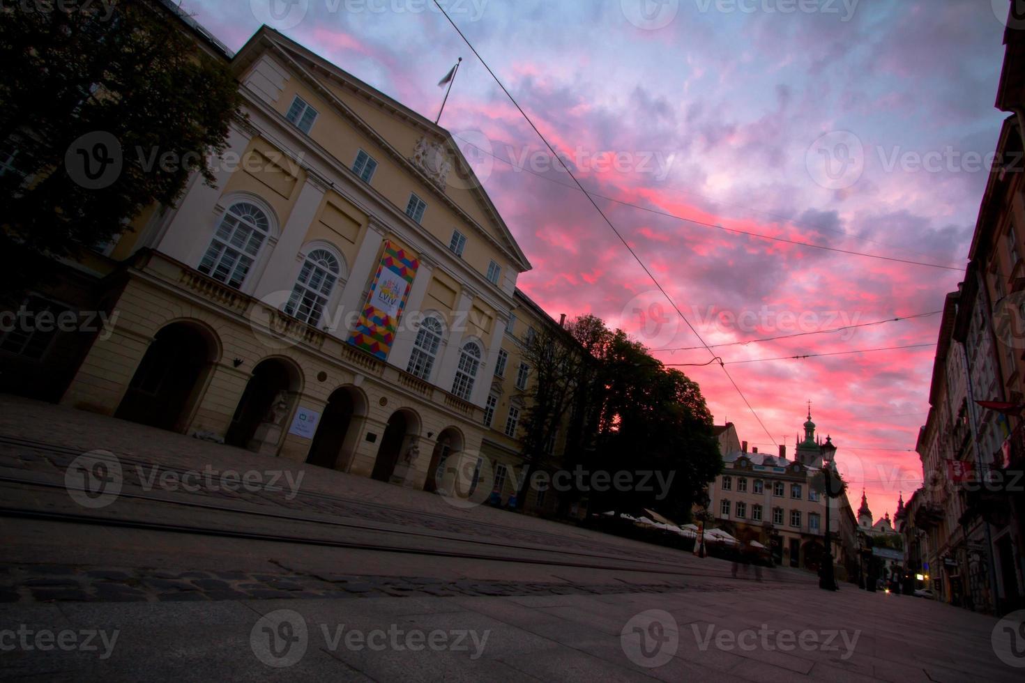 Lviv, Ukraine photo