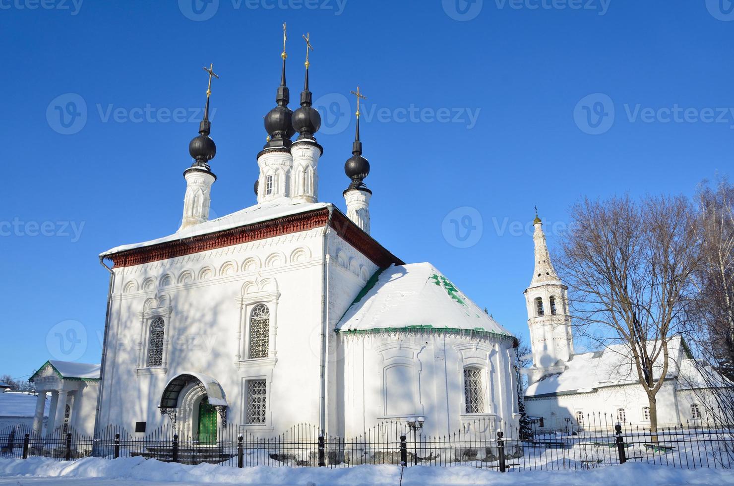 Igreja Carekonstantinovskaya em Suzdal foto