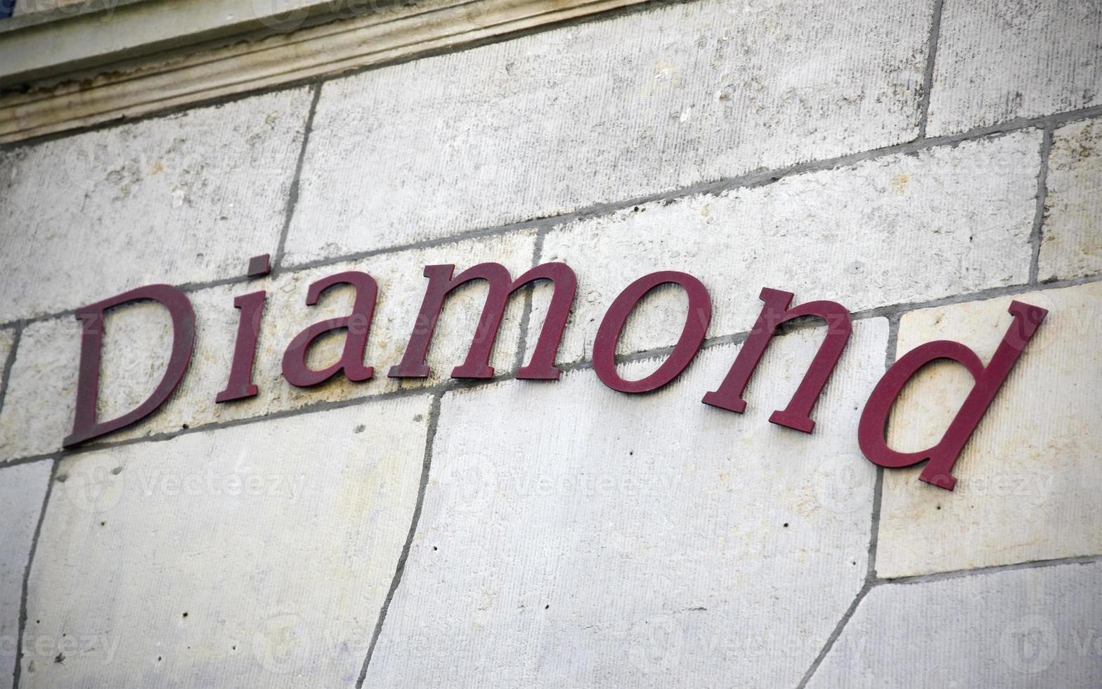 diamantwinkel foto