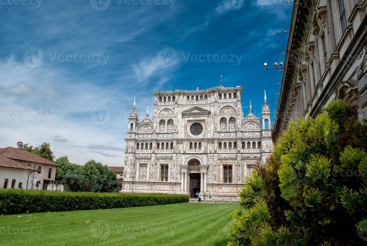 Cartuja de Pavía foto