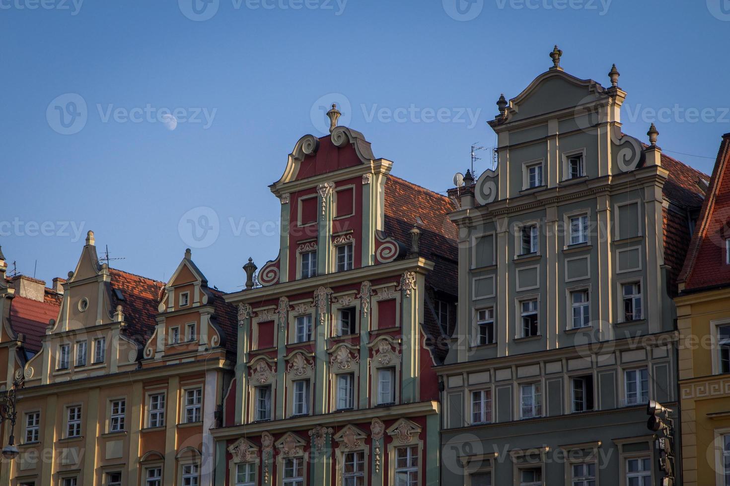 wroclaw city photo