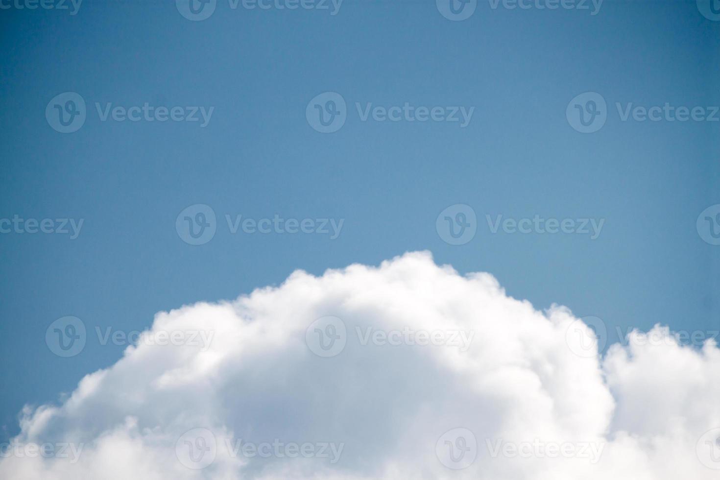 céu macio e confortável foto