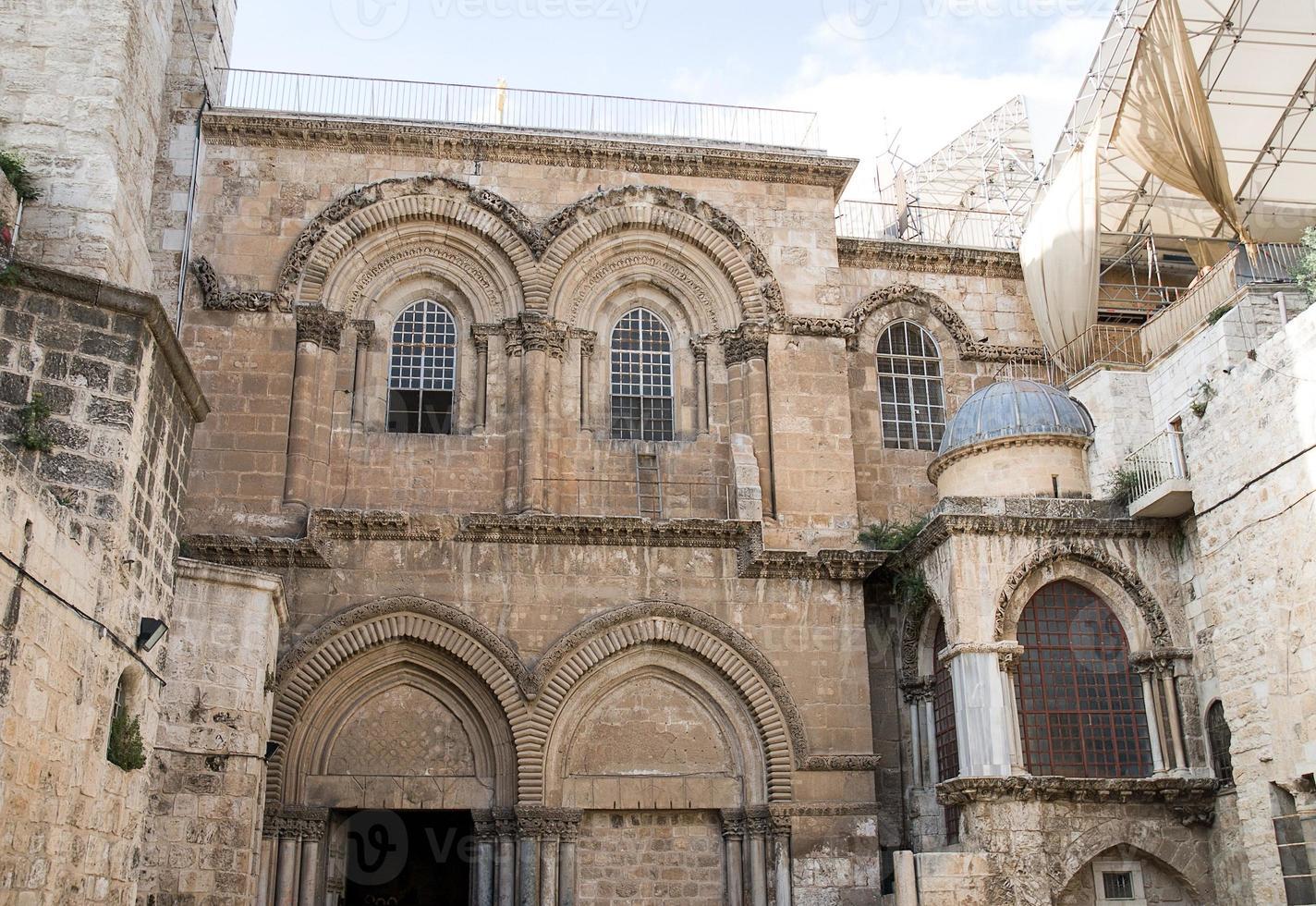 Jerusalén, iglesia del santo sepulcro foto