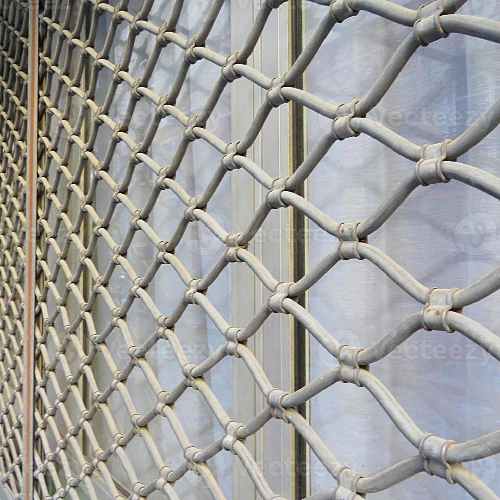 rideau de fer; iron curtain photo