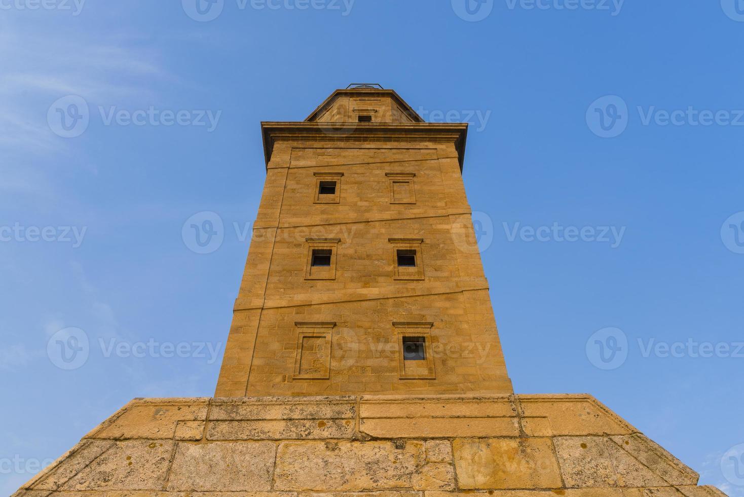 torre de hércules. foto