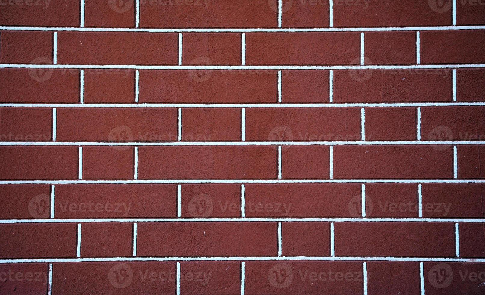 imagen de alta resolución de la pared de ladrillo foto