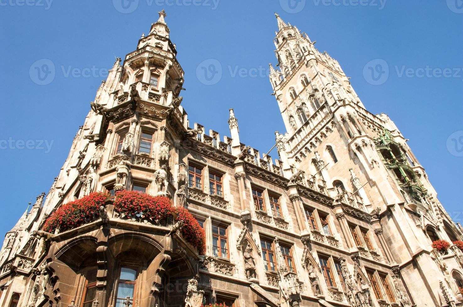 munich city hall photo