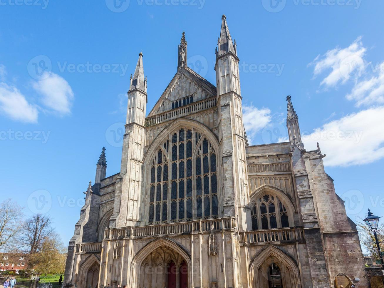 Winchester Kathedrale foto