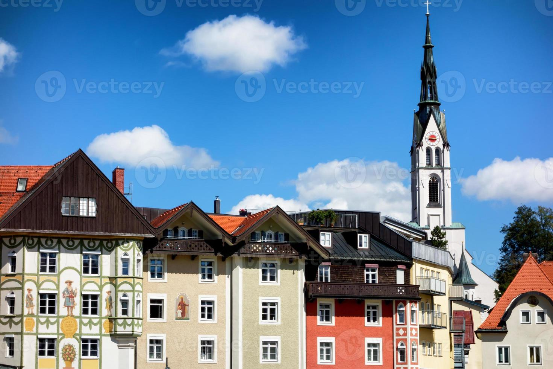 Bad Toelz - bavaria photo