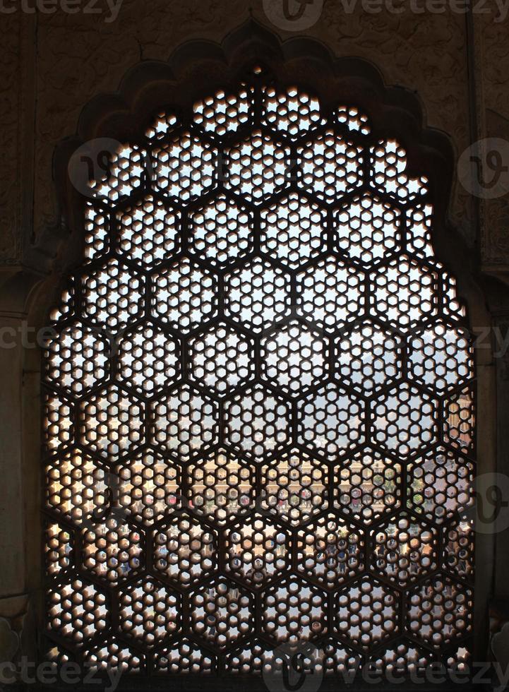 ventana ornamental foto
