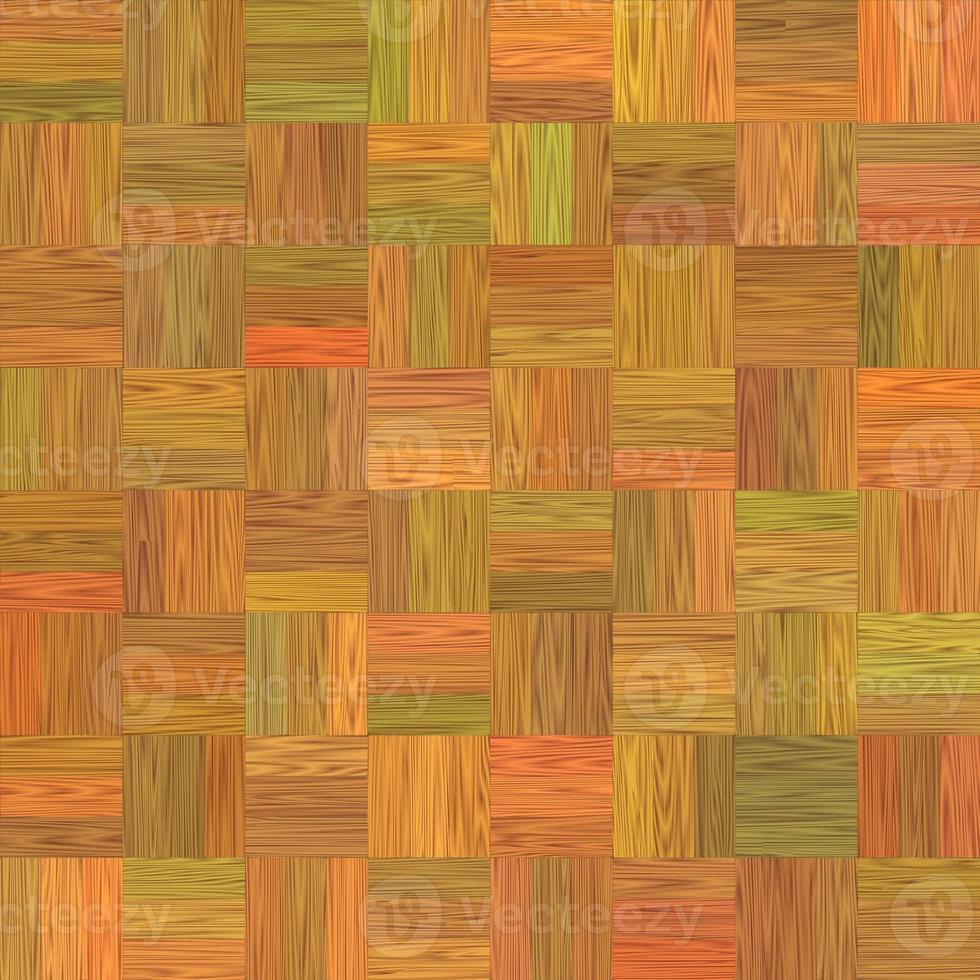 Multicolor parquet photo