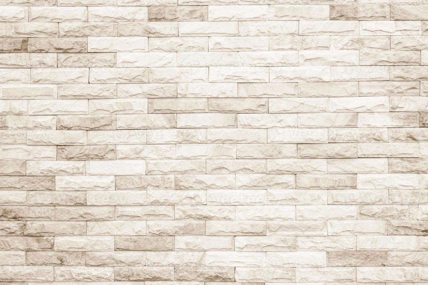 Black and white brick wall texture background photo