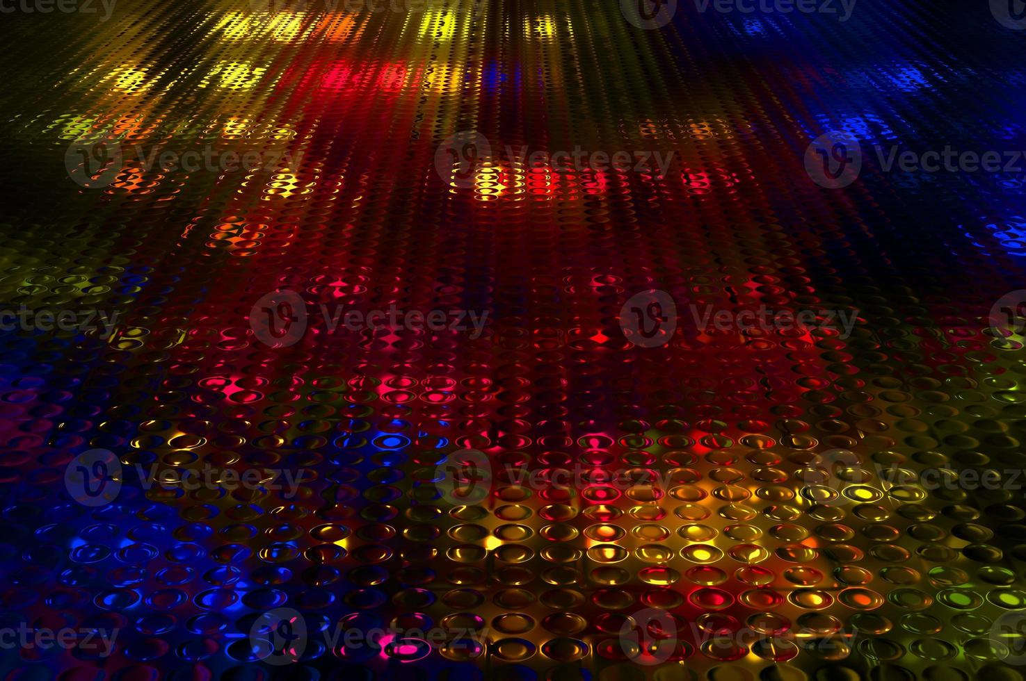 Techno dance floor 1. photo