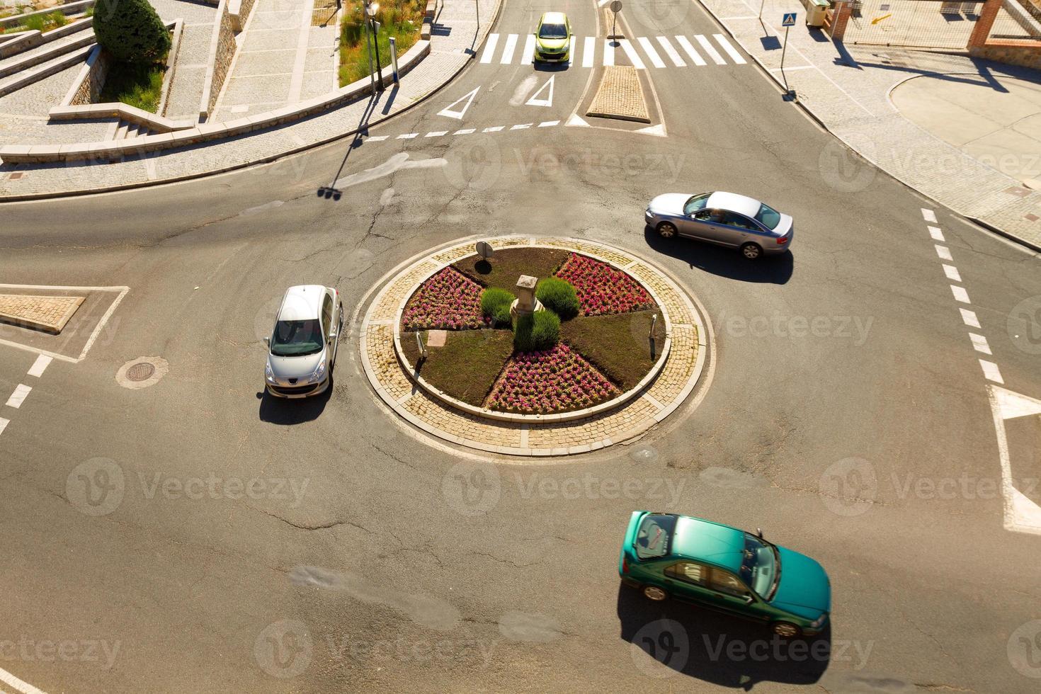 Roundabout photo