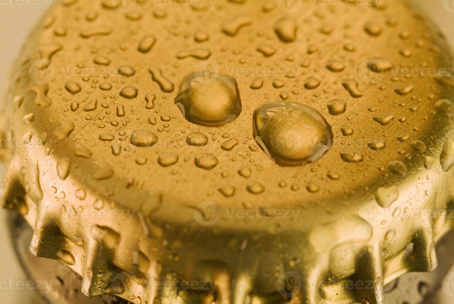 Beer cap photo