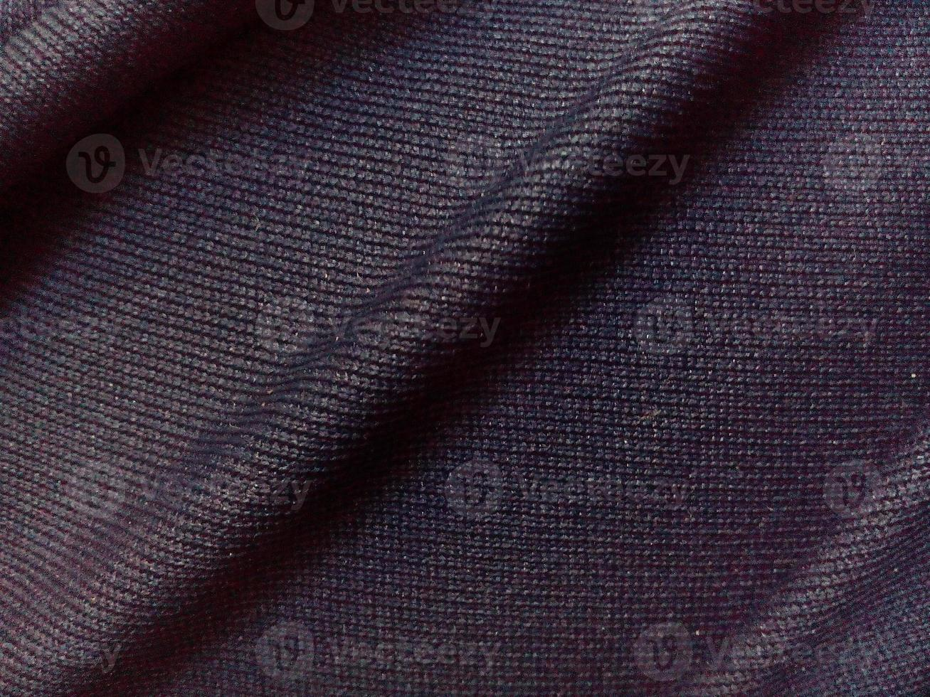 black smooth cloth texture photo
