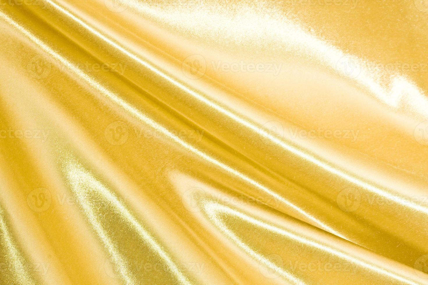 Golden silk photo