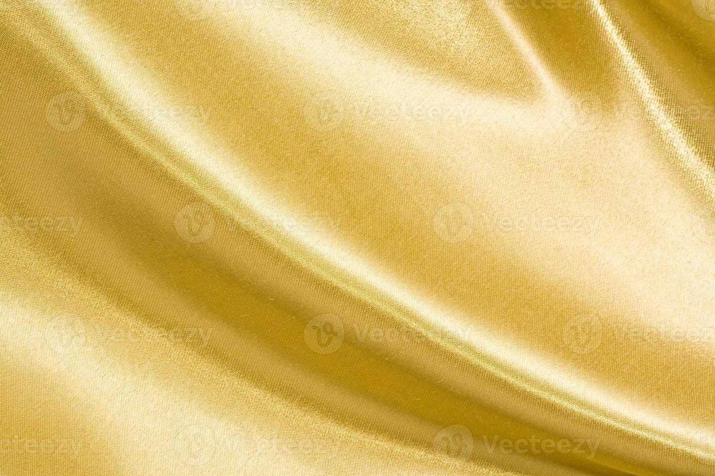 Golden silk photo