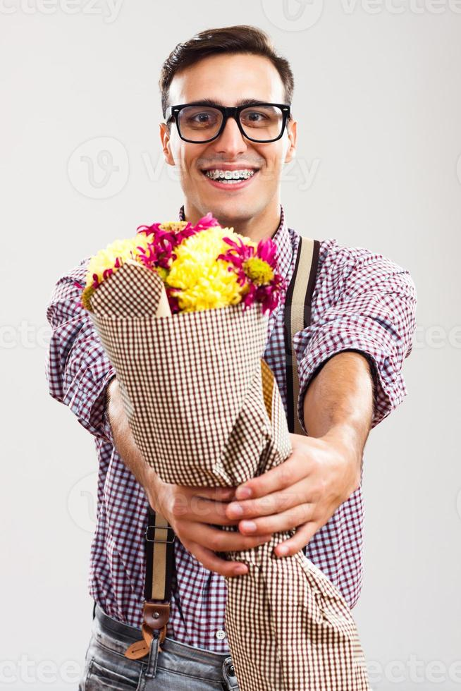 Flowers for you! photo