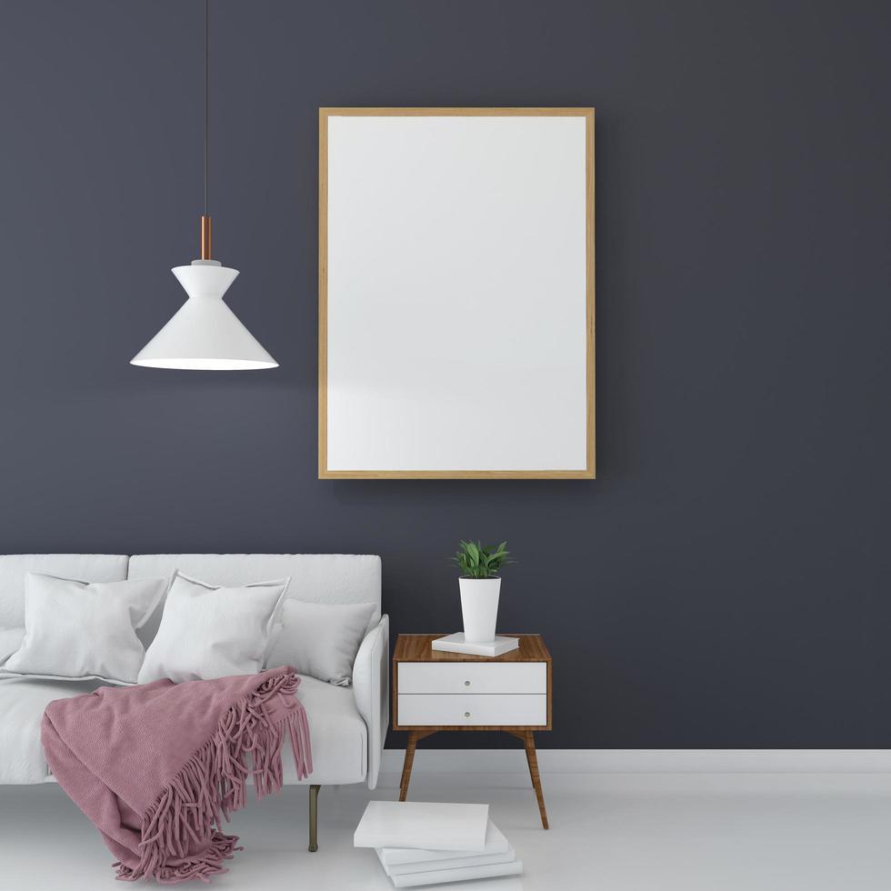 sala de estar interior foto