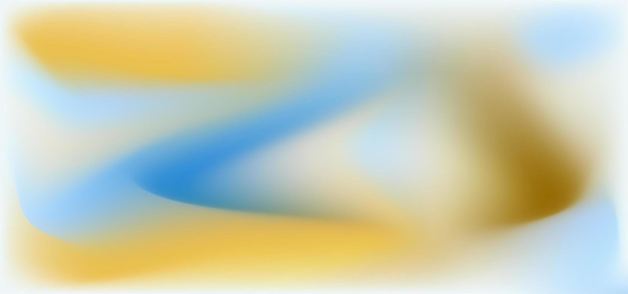 Abstract blue brown background vector