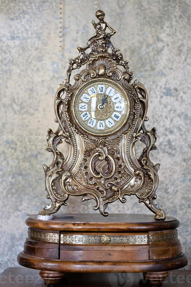 Interior Mantel Clock photo