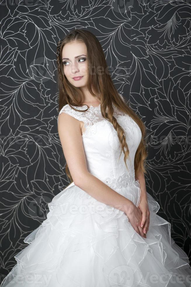 maquillaje profesional peinado novia foto