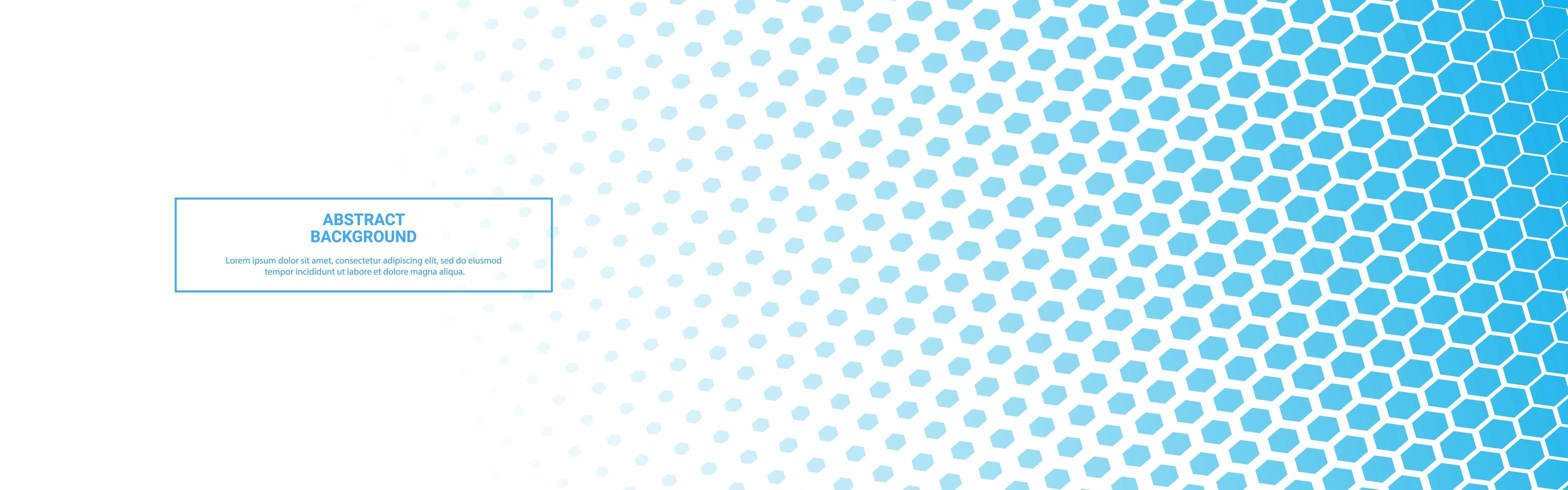 semitono azul degradado textura geométrica vector